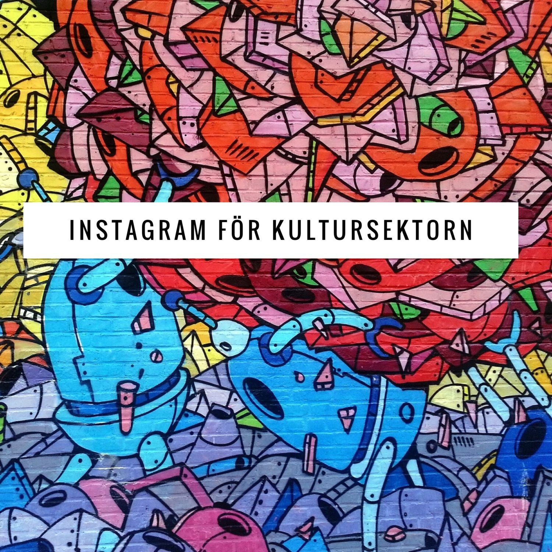 Instagramstrategi Ellika Sjöstrand